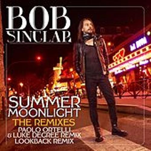 Bob Sinclar - Summer Moonlight (Lookback Remix)