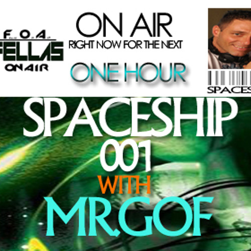 Mr.GOF - Spaceship 001