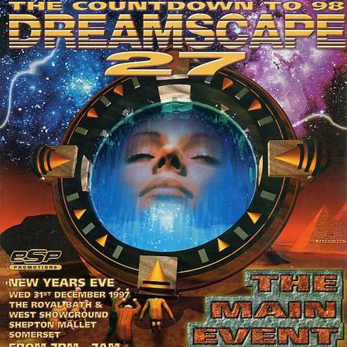 DJ Ramos & MC Marley- 31st December 1997 @ Dreamscape 27 - Shepton Mallett.