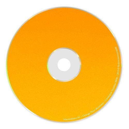 Maximiliano M. - Orange Place (Sebastian Deluca Remix)