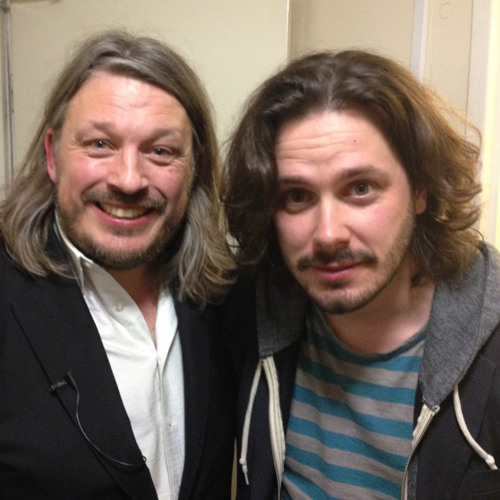 Richard Herring's Leicester Square Theatre Podcast - Episode 22 - Edgar Wright