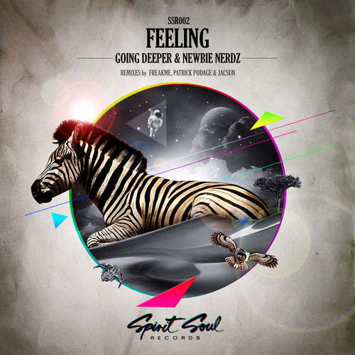 Going Deeper & Newbie Nerdz - Feeling (Original Mix) Spirit Soul Records / OUT NOW!