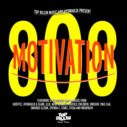 Notixx - Okayy (TOP BILLIN RECORDS) MOTIVATION 808 COMP