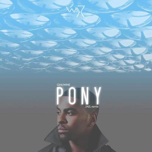 Ginuwine - Pony / Jaël Remix (Darker Than Wax Free Download)