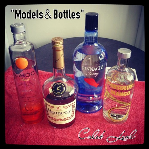 """""""Models & Bottles"""" (Explicit)"""