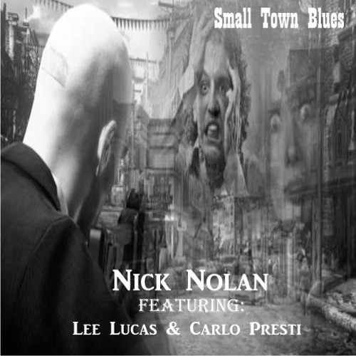 Lee Lucas - Small Town Blues (Collab with Nick Nolan 667 Sounds & Spiderdrum)