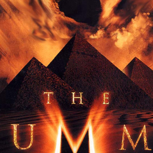 Action score No.24 - The Mummy - A Myth for Our Time ( Composed for Film Orchestra )