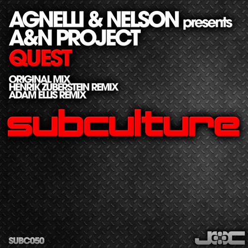 Agnelli & Nelson pres. A&N Project - Quest (Adam Ellis remix)