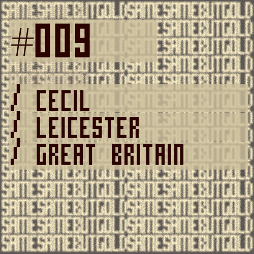 Same, Same But Gold Podcast - #009 CECIL (Download Available)