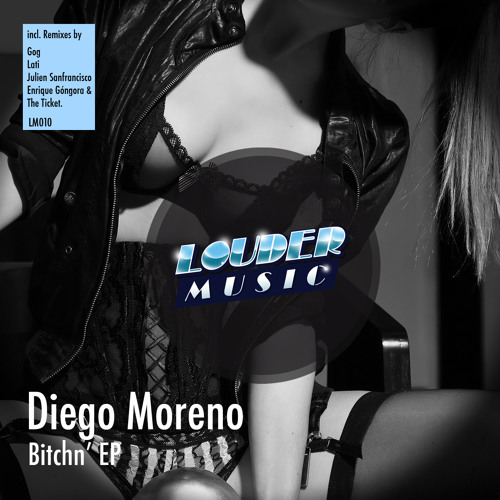 Diego Moreno - Let's Get Lost (Lati Remix) Snippet