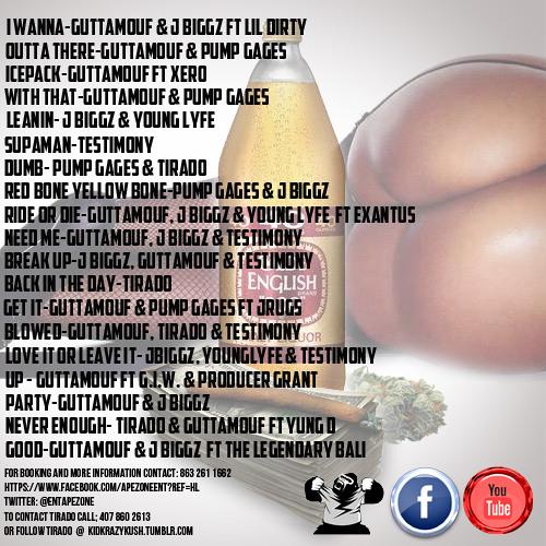 Guttamouf & Pump Gages Ft Jrugz - Get It