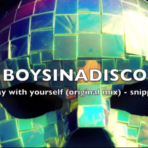 Boysinadisco - Play With Yourself (original mix) - Snippet