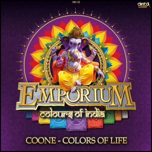 Coone - Colors Of Life (Radio Edit)