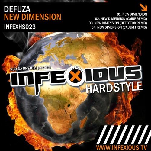 Defuza - New Dimension (Caine Remix)