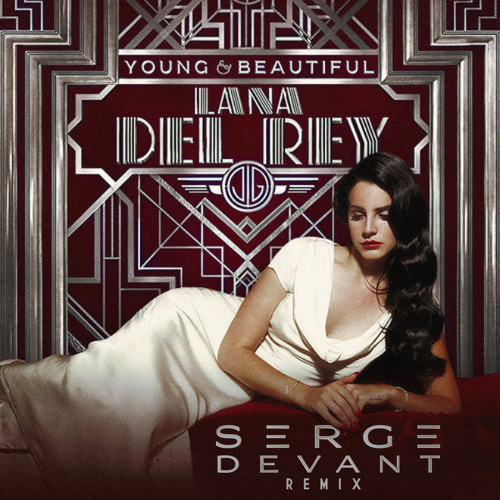 Young & Beautiful (Serge Devant remix)
