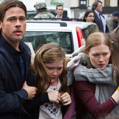 Mireille Enos: 'World War Z' Co-Star Brad Pitt Is 'Approachable and Warm'