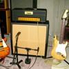 Les Paul into Glacier DIY JTM45 amplifier