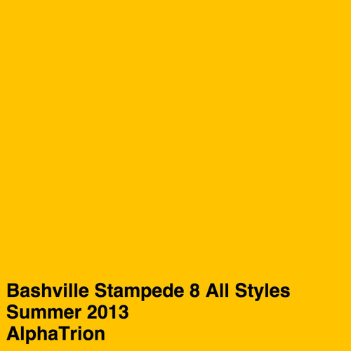 Bashville Stampede 8 All Styles Mix - Free Download