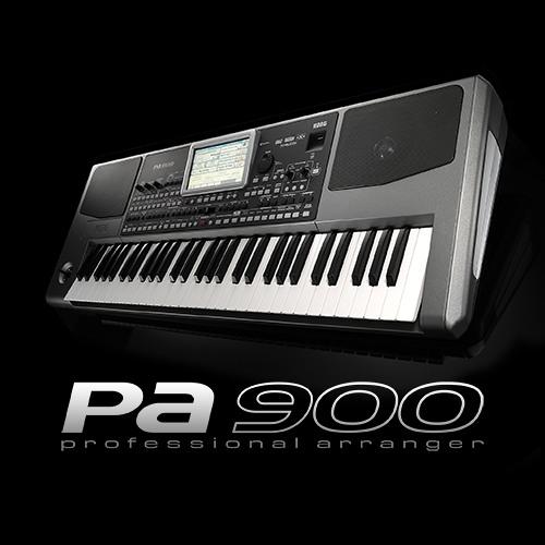 Pa900 Demos / Solo Instruments #12 - Harp