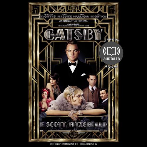 """""""Gatsby le Magnifique"""" de Francis Scott Fitzgerald, lu par Emmanuel Dekoninck"""