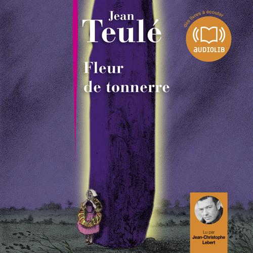"""""""Fleur de Tonnerre"""" de Jean Teulé, lu par Jean-Christophe Lebert"""