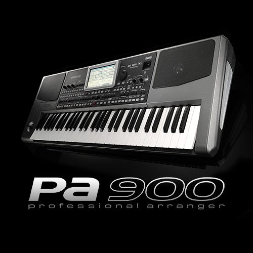Pa900 Demos / Styles #5 - Black Funk