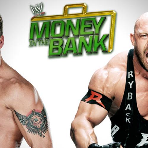 Ryback Vs. Chris Jericho WWE Money In The Bank 2013