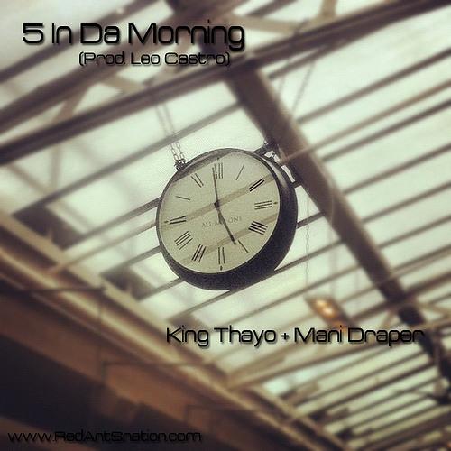 5 in Da Morning feat Mani Draper (extended version)