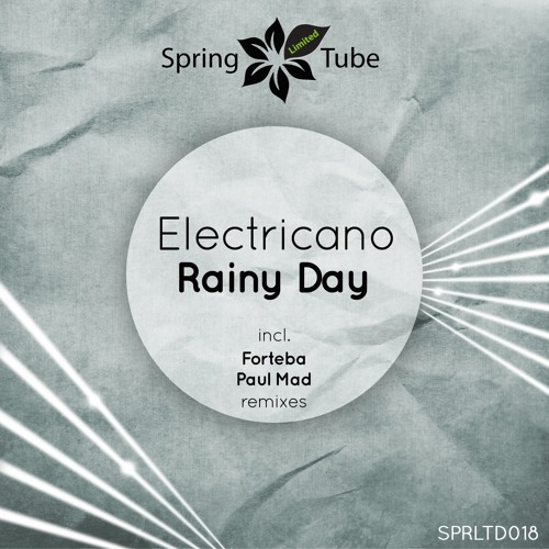 Electricano - Rainy Day (Original Mix)(snippet)