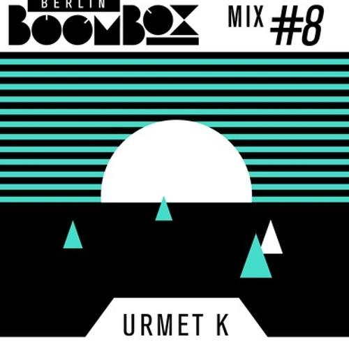Urmet K- Exclusive Mix for Berlin Boombox