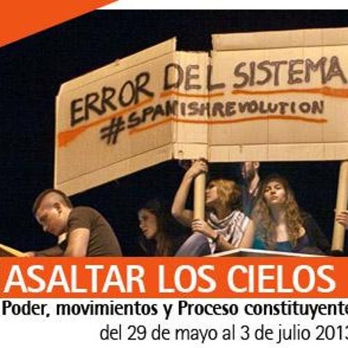 Sesión 5. Tumbar el al poder, tomar el poder. Tesis para una revolución democrática en el ciclo 15M.