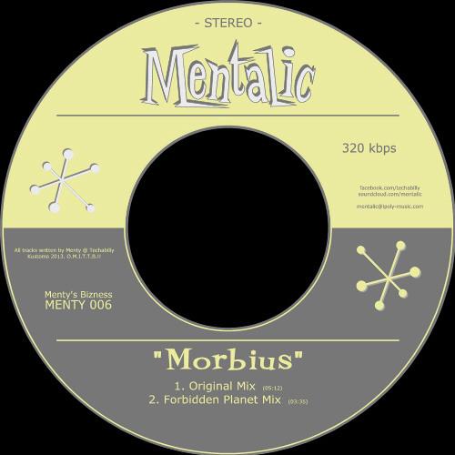 """Morbius"" / MENTY006"