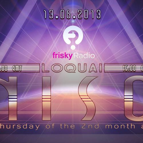 Unison 002 H/ by LoQuai at Frisky Radio / 13.06.13