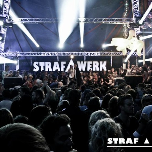 DUSKY @ STRAF_WERK stage - Amsterdam Open Air -  09-06-13
