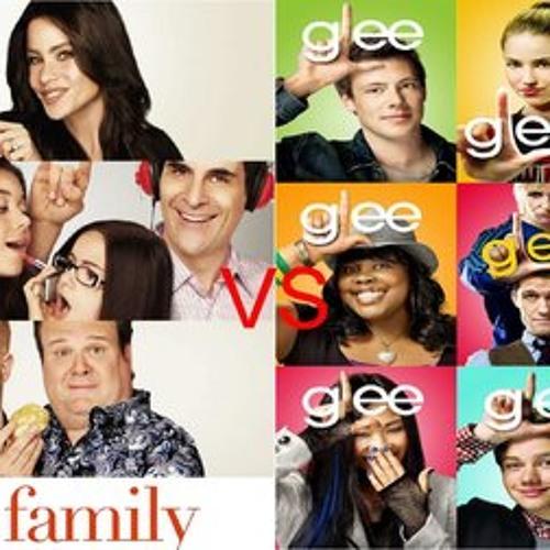 Podmaníacos #3 - Batalha Das Séries: Modern Family Vs Glee
