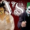 Guy Fawkes vs The Joker. ERB Fanmade.