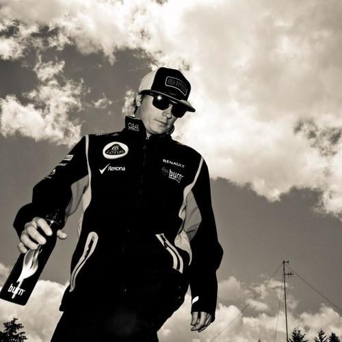 Kimi Räikkönen on the 2013 British Grand Prix