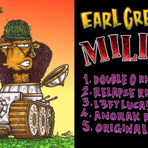 Earl Grey + Dr...um - Militant (L3ft Luca5 Remix) ***OUT NOW ON AMENTAL***