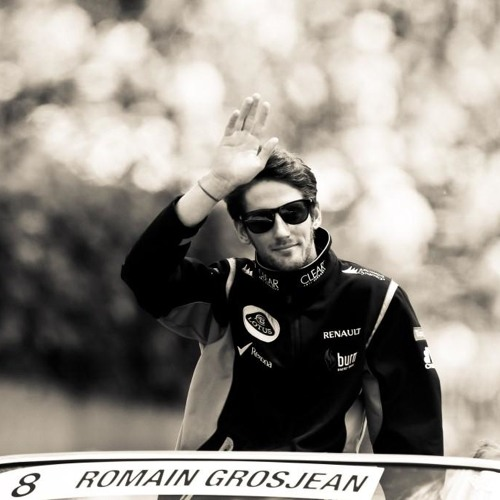 Romain Grosjean on the 2013 British Grand Prix