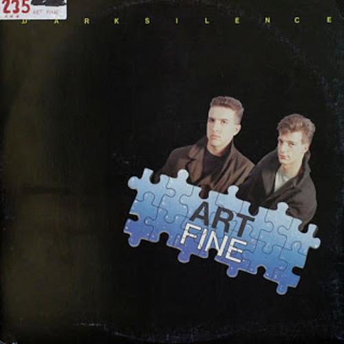 Art Fine • Dark Silence