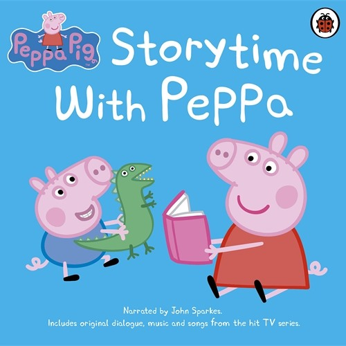 Peppa Pig: Peppa Goes Camping (Audiobook Extract) read by John Sparks and various