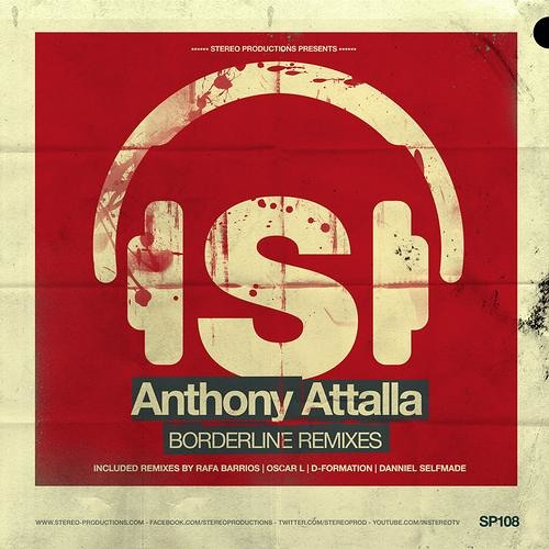 Anthony Attalla - Borderline (Oscar L NY Mix)