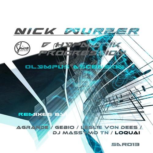 Nick Wurzer & Hypnotic Progressions - Olympus Ascencion (Original Mix) Out now on Beatport !