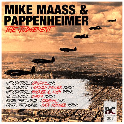 01. Mike Maass & Pappenheimer - We Control (Original Mix)