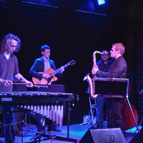 HOLOFONY - Jet Propulsion Swing (Live at the Blue Note Jazz Club 2013)