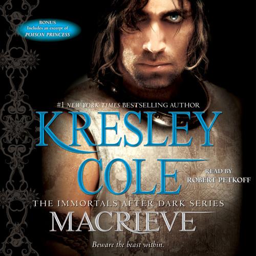 MACRIEVE by Kresley Cole Excerpt 1