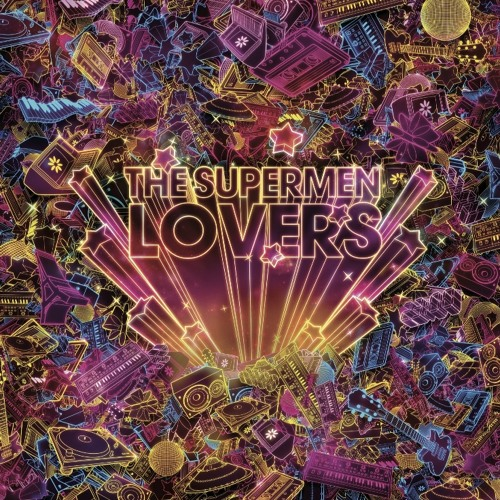The Supermen Lovers - Debut (feat. Natty Fensie)