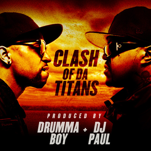 "DJ Paul KOM ""Moon Rock"" from Clash of Da Titans"