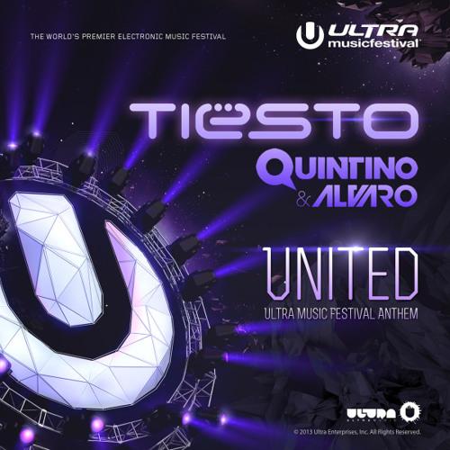 United (TRPMSTR Ultra Music Festival Trap Remix) - Tiësto, Quintino & Alvaro