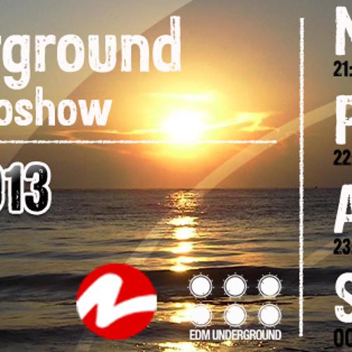Nicko Vee @ EDM Underground Radioshow  westradio 27-6-2013 Free Download!!